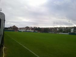 An image of Rossett Park (Marine Travel Arena) uploaded by trfccurt
