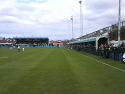 An image of Rossett Park (Marine Travel Arena) uploaded by doublehipness