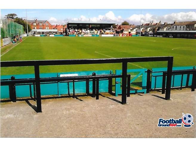 A photo of Rossett Park (Marine Travel Arena) uploaded by rampage