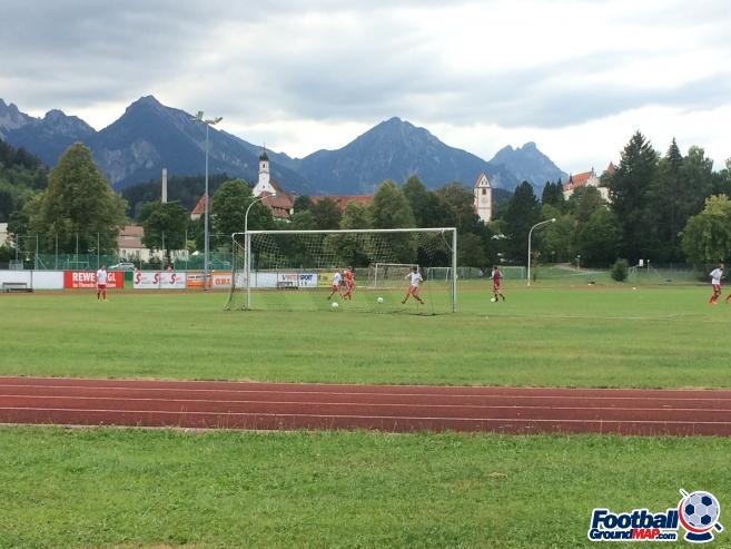 A photo of Weidach-Sportplatz - Rotwandweg - Hauptplatz uploaded by ully