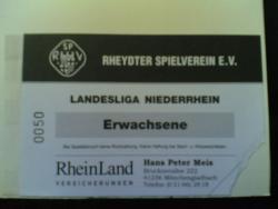 RSV Stadion Monchengladbach-Rheydt
