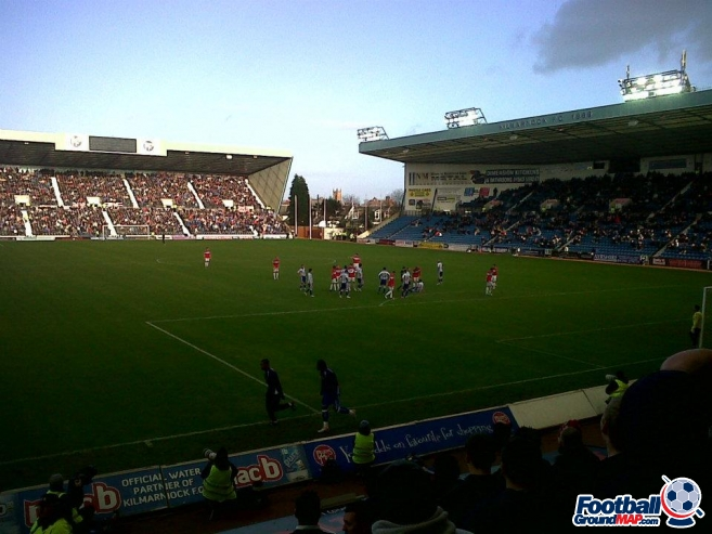 A photo of Rugby Park uploaded by southsidegers