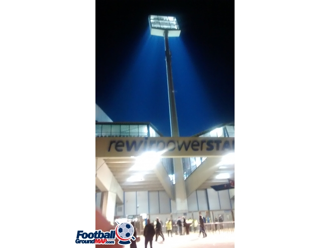 A photo of Ruhrstadion uploaded by owlsngiants