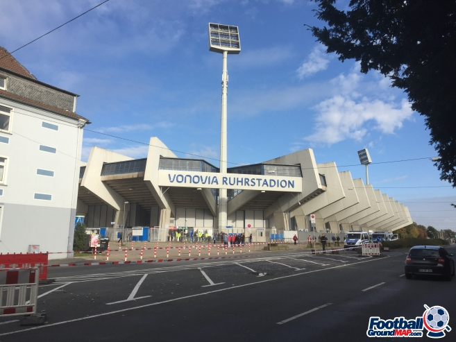 A photo of Ruhrstadion uploaded by andy-s