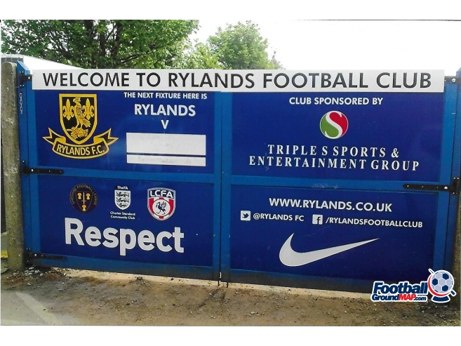 A photo of Ryland Recreation Club uploaded by rampage