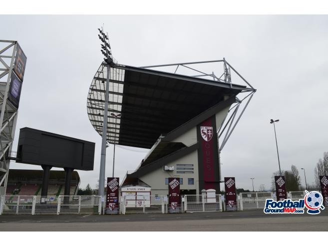A photo of Saint-Symphorien-Nouvelle tribune uploaded by andy-s