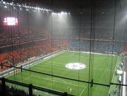 An image of San Siro (Stadio Giuseppe Meazza) uploaded by facebook-user-100186