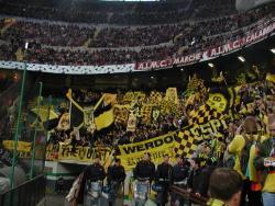 An image of San Siro (Stadio Giuseppe Meazza) uploaded by snej72