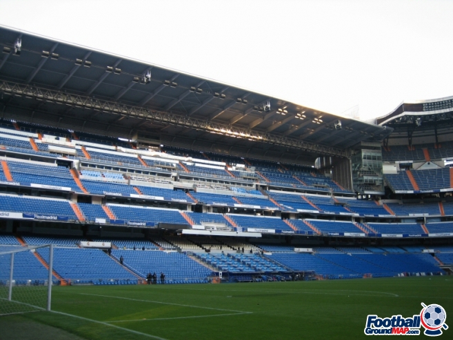 A photo of Santiago Bernabeu uploaded by phespirit