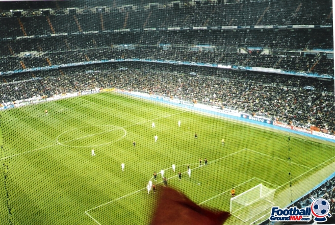 A photo of Santiago Bernabeu uploaded by facebook-user-81871