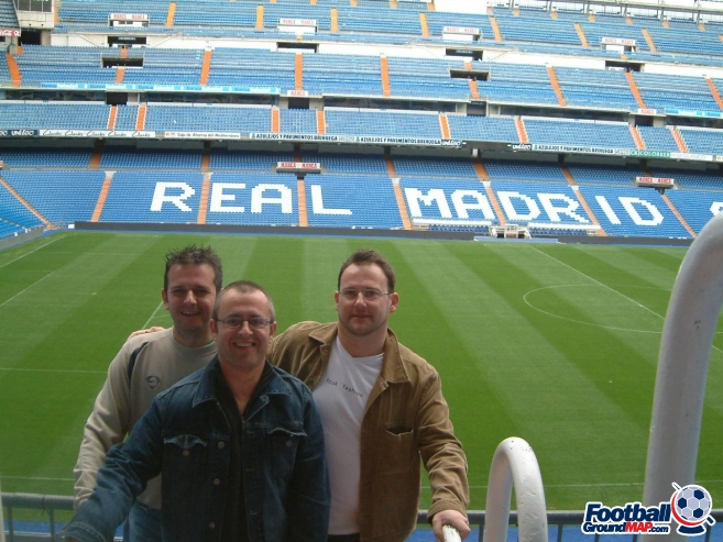 A photo of Santiago Bernabeu uploaded by facebook-user-94762