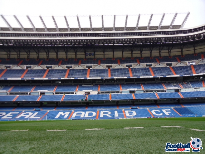 A photo of Santiago Bernabeu uploaded by smithybridge-blue