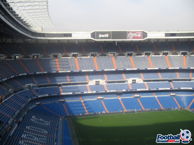A photo of Santiago Bernabeu uploaded by pete125