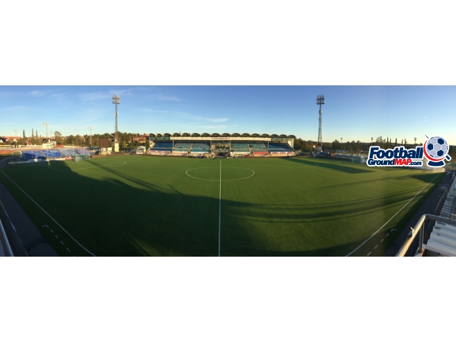 A photo of Sarpsborg Stadion uploaded by tomscarbi