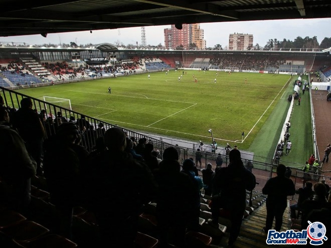 A photo of Saturn Stadium uploaded by zotov
