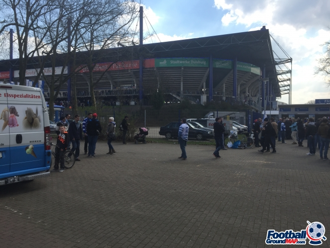 A photo of Schauinsland-Reisen-Arena uploaded by andy-s