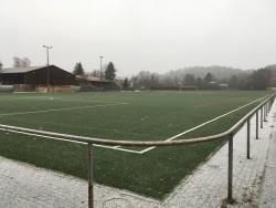 Schoneburgstadion - Kunstrasen-Nebenpatz