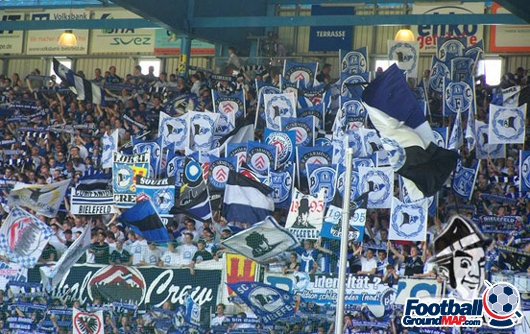 A photo of Schuco Arena uploaded by rag