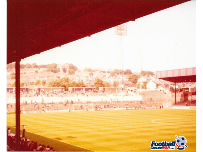 A photo of Selhurst Park uploaded by rampage