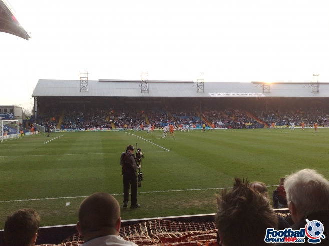 A photo of Selhurst Park uploaded by jonbratt