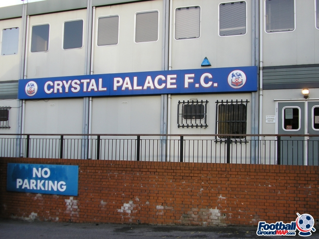 A photo of Selhurst Park uploaded by facebook-user-88328