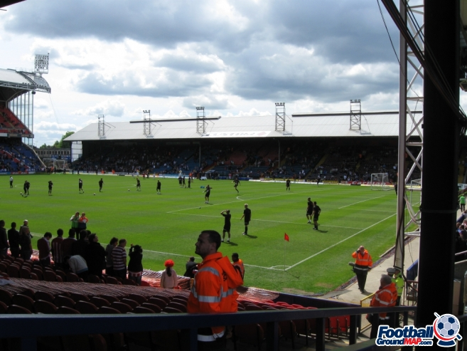 A photo of Selhurst Park uploaded by stuff10