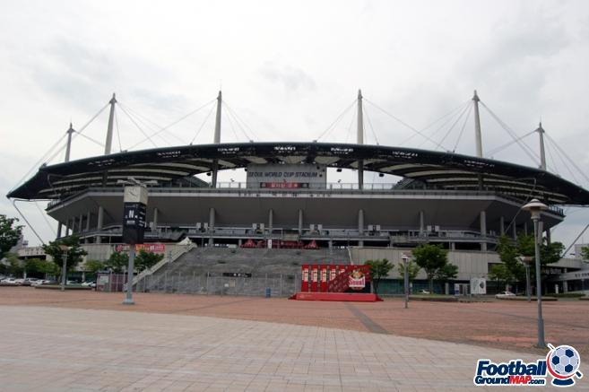 A photo of Seoul World Cup Stadium uploaded by newrynyuk
