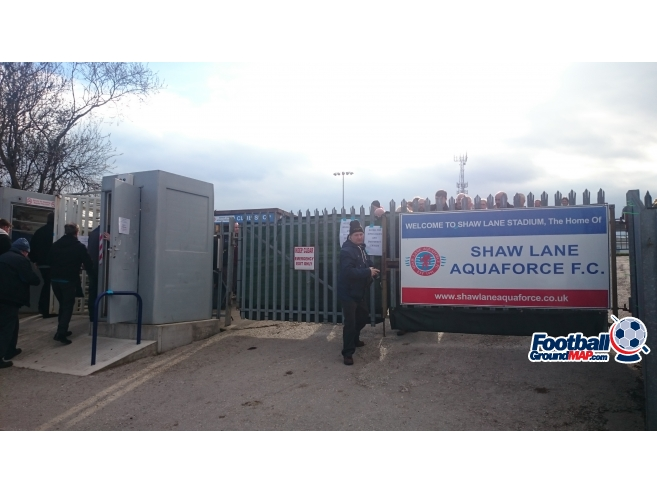 A photo of Shaw Lane uploaded by biscuitman88