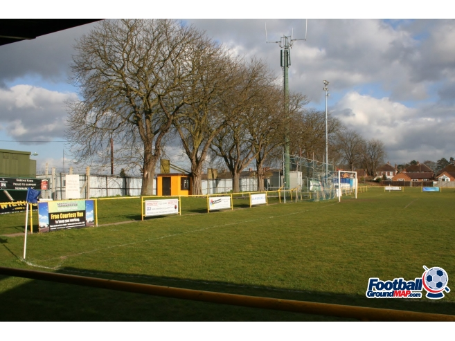 A photo of Sherbourn Stadium uploaded by johnwickenden