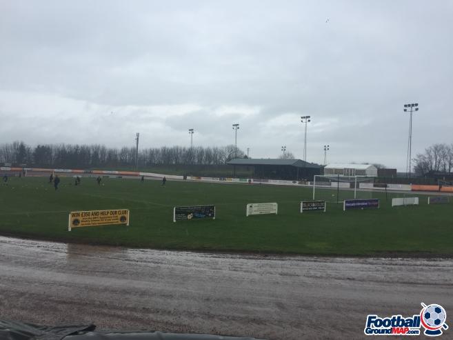 A photo of Shielfield Park uploaded by 36niltv
