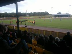 An image of Shielfield Park uploaded by phibar