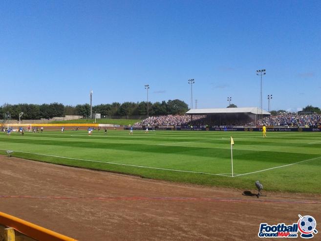 A photo of Shielfield Park uploaded by marcos92uk