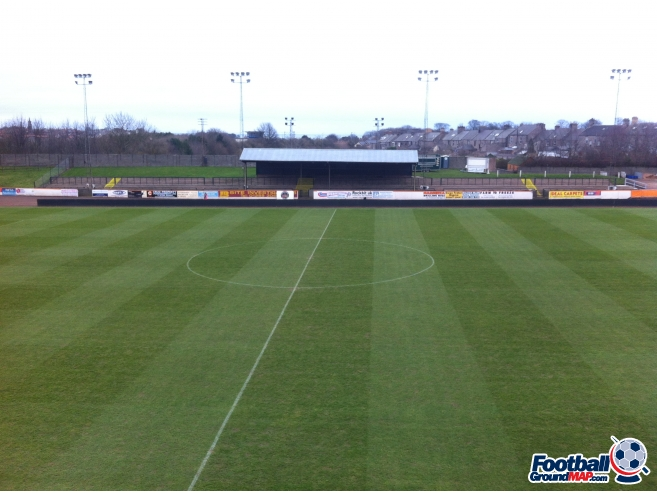 A photo of Shielfield Park uploaded by geemac133