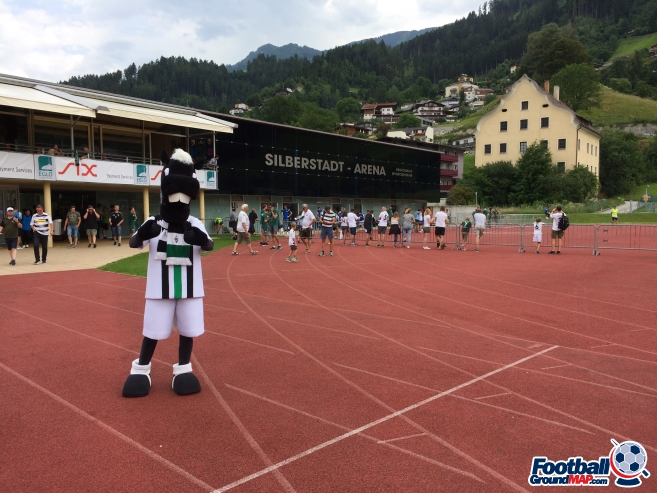 A photo of Silberstadt Arena uploaded by ully