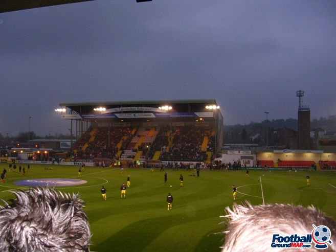 A photo of Sincil Bank uploaded by stuff10