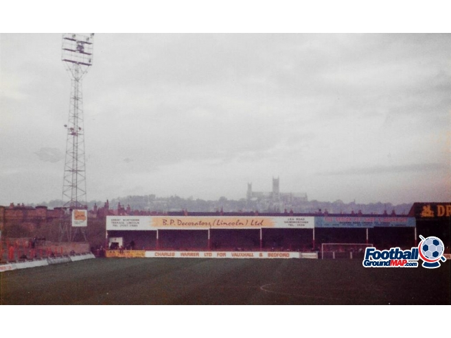 A photo of Sincil Bank uploaded by rampage
