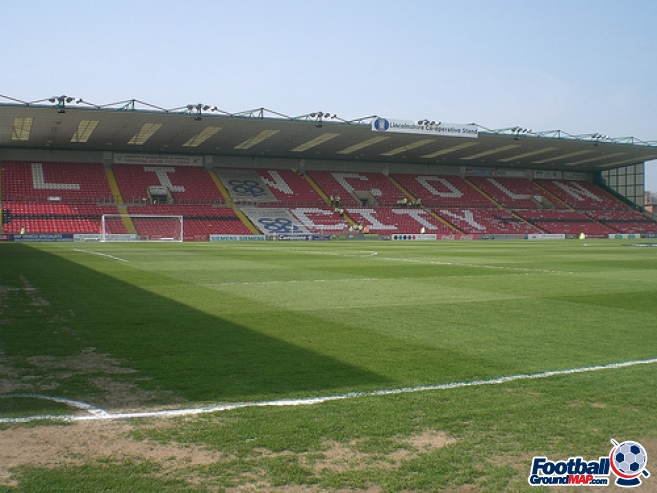 A photo of Sincil Bank uploaded by danw2002