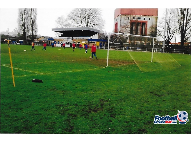 A photo of Sir Halley Stewart Playing Field uploaded by rampage