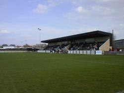 An image of Sir Tom Finney Stadium uploaded by doublehipness