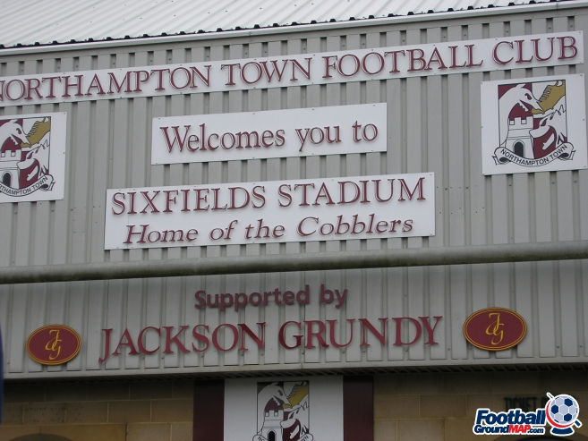 A photo of Sixfields uploaded by facebook-user-88328