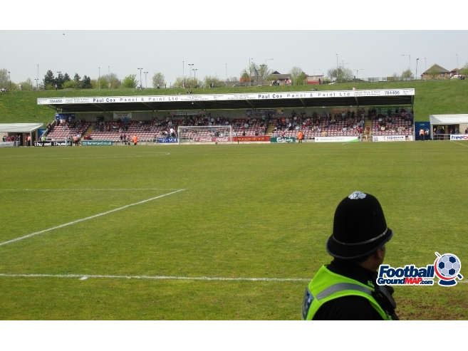 A photo of Sixfields uploaded by saintshrew