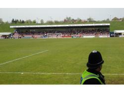 An image of Sixfields uploaded by saintshrew