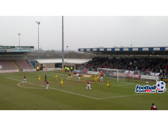 A photo of Sixfields uploaded by oldboy
