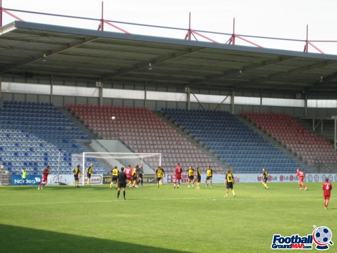 A photo of Skonto Stadions uploaded by phespirit