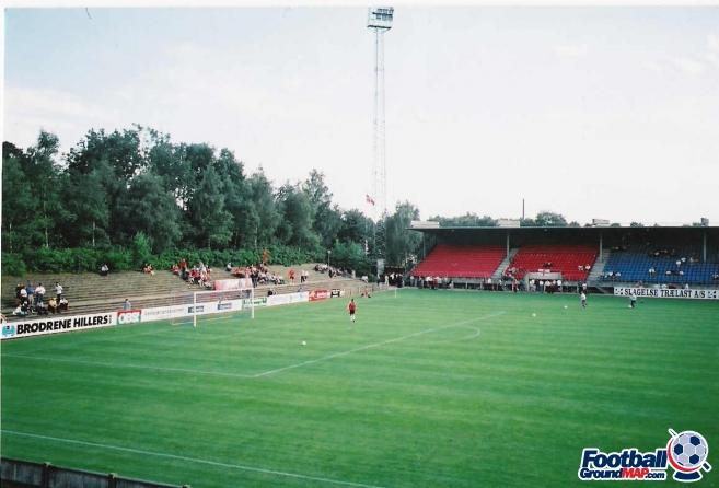 A photo of Slagelse Stadion uploaded by facebook-user-98487