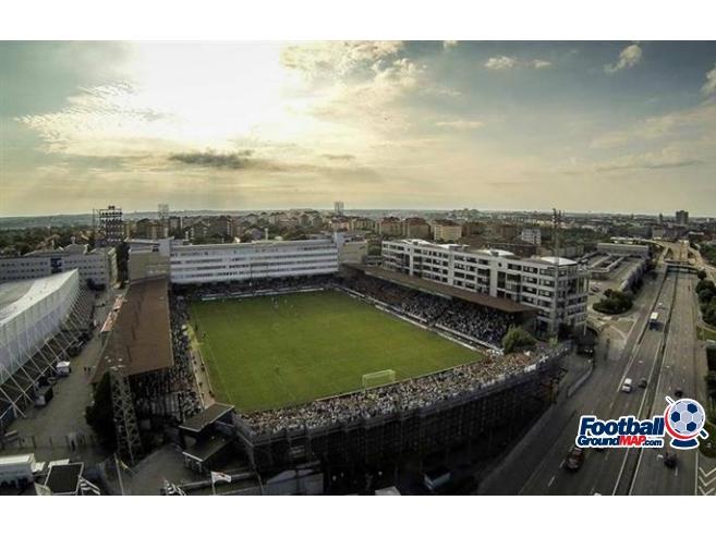 A photo of Soderstadion uploaded by Farman