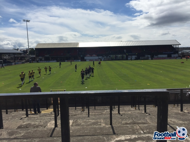 A photo of Somerset Park uploaded by garycraggs