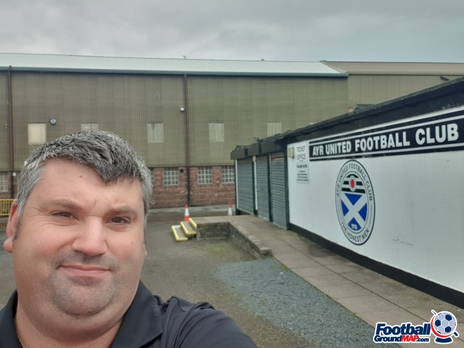 A photo of Somerset Park uploaded by lfc8283