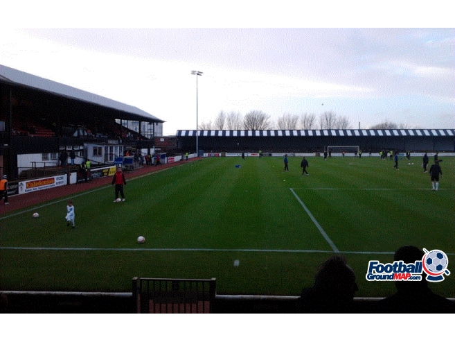 A photo of Somerset Park uploaded by montyayr