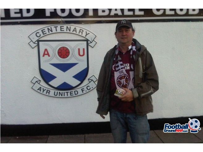 A photo of Somerset Park uploaded by maroon17